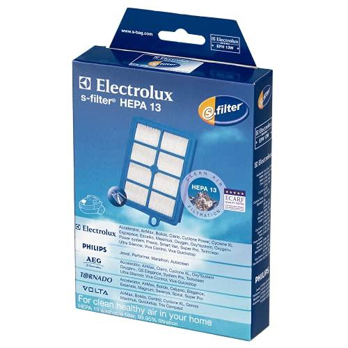 Electrolux Allergy Plus Filtro Lavable Compatible con la mayoría de aspiradoras Trineo, Azul