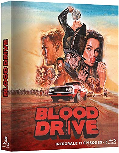 Blood Drive [Francia] [Blu-ray]