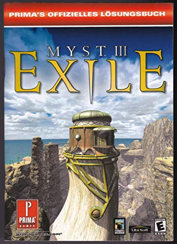 Myst III Exile (Lösungsbuch)