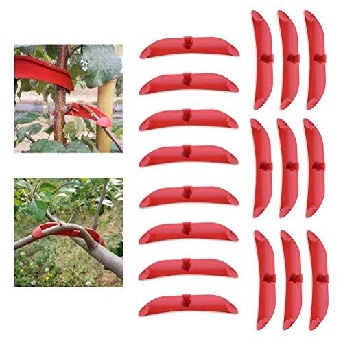 WLPTION Curvadoras de ramas de plantas de baja tensión entrenador rama ángulo de apertura extractor herramienta de flexión para plantas de semillero árbol frutal