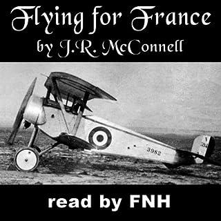 Flying for France cover art