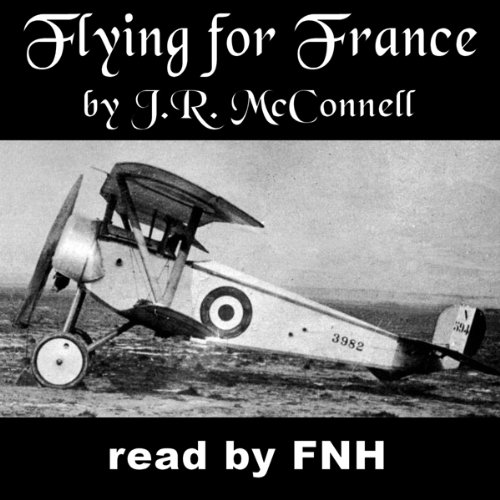 Flying for France audiobook cover art
