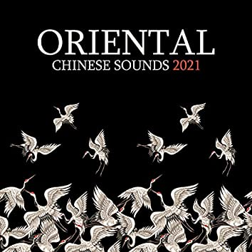 Oriental Chinese Sounds 2021: Soothing Rain & Amazing Flute Ambience