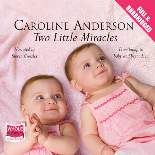 Two Little Miracles audiobook cover art