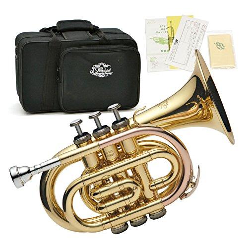 J. Michael TR350 - Trompeta de bolsillo