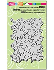 Stampendous Cling Stamp, Oh My Stars