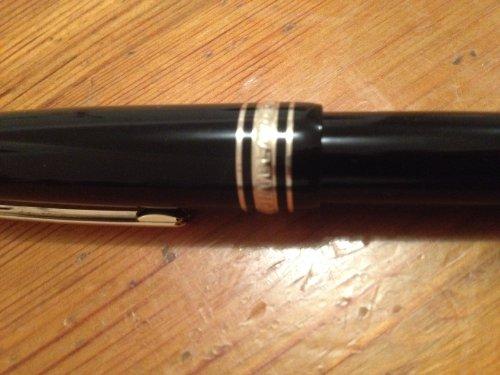 Montblanc 167 Meisterstück Bleistift mit Drehmechanik 0,9 Le Grand 11160