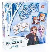 アナと雪の女王 2 MEMO メモリーゲーム カードゲーム 神経衰弱 ボードゲーム ディズニー [並行輸入品]