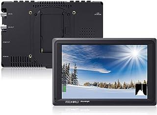 Irfora FW279S 7 Inch 2200nit Ultra Bright Daylight Viewable Camera Field Monitor Thin Design 3G-SDI 4K HDMI Input Output 1...
