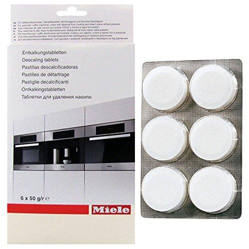 Original Dampf Ofen Entkalker Tabletten (6 Stück)