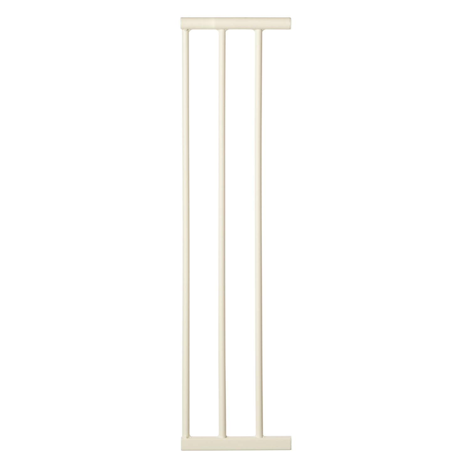 """Toddleroo by North States 7.25"""" Extension for """"Arched Auto Close with Easy Step Baby Gate"""". Fits openings up to 63.38'' wide. Add up to 3 extensions. No tools required. (Adds 7.25"""