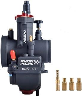 NIBBI Racing Performance Carburetor 32MM Motorcycle Carburetor PWK32mm 250CC Power Jet Carburetor PWK32mm With Carburetor ...