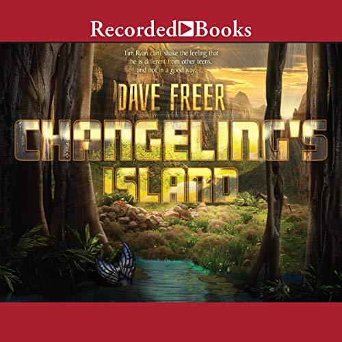 Couverture de Changeling's Island