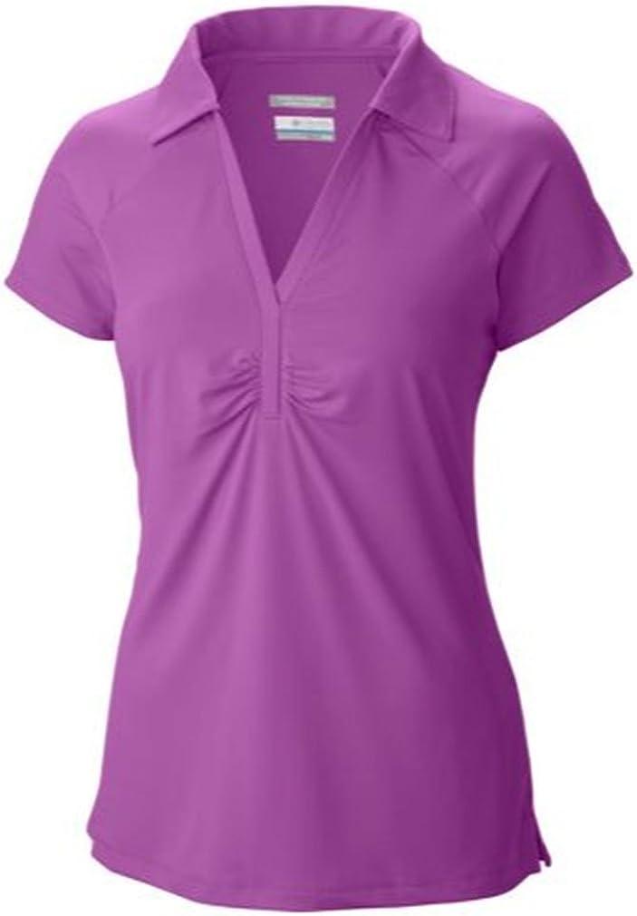 Columbia Sportswear Women's Freezer III Polo Shirt