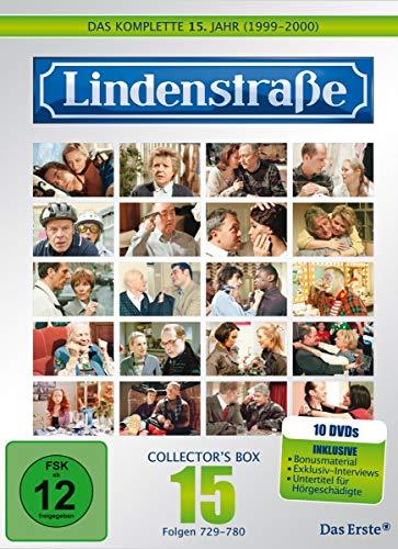 Lindenstraße - Das komplette 15. Jahr (10 DVDs)
