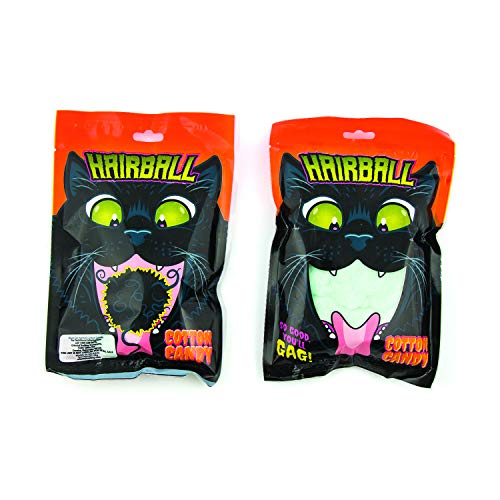 Black Cat Hairball Cotton Candy Packs (12 packs)...