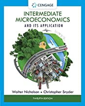 Intermediate Microeconomics and Its Application (with CourseMate 2-Semester Printed Access Card) (MindTap Course List)