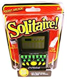 Handheld SOLITAIRE Electronic Pocket Arcade Travel Card Game Toy NEW SEALED For Ages 5+