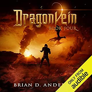 Dragonvein: Book Four cover art