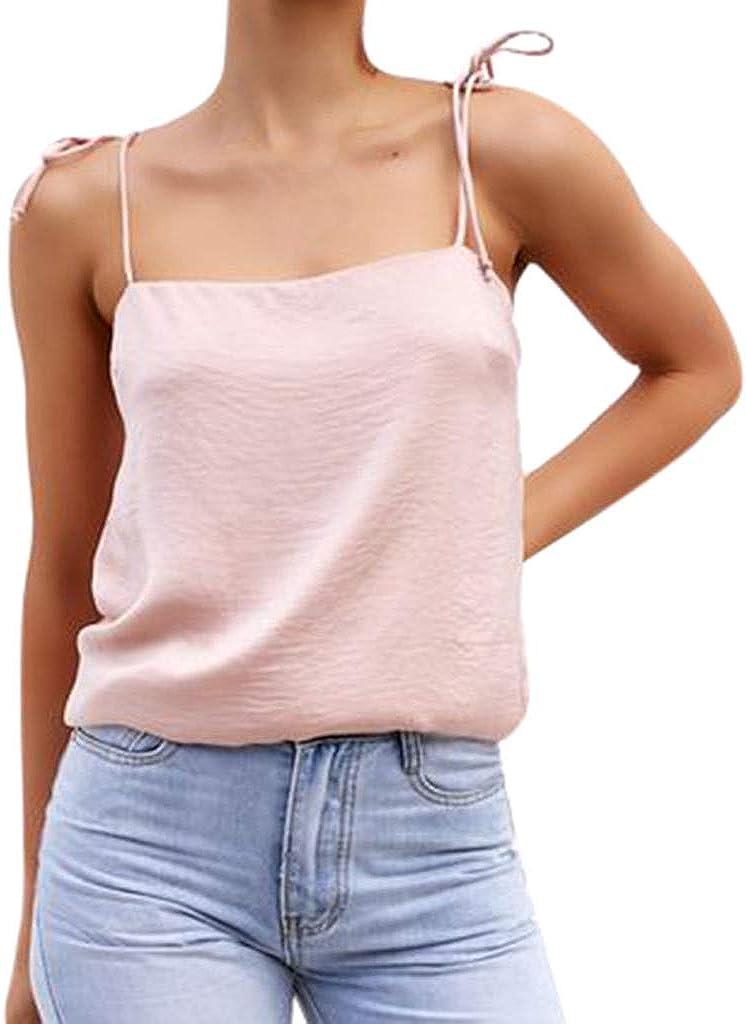 FRCOLT Fashion Women A surprise price is realized Pure Color Sex Bandages Camisole Sling service Vest