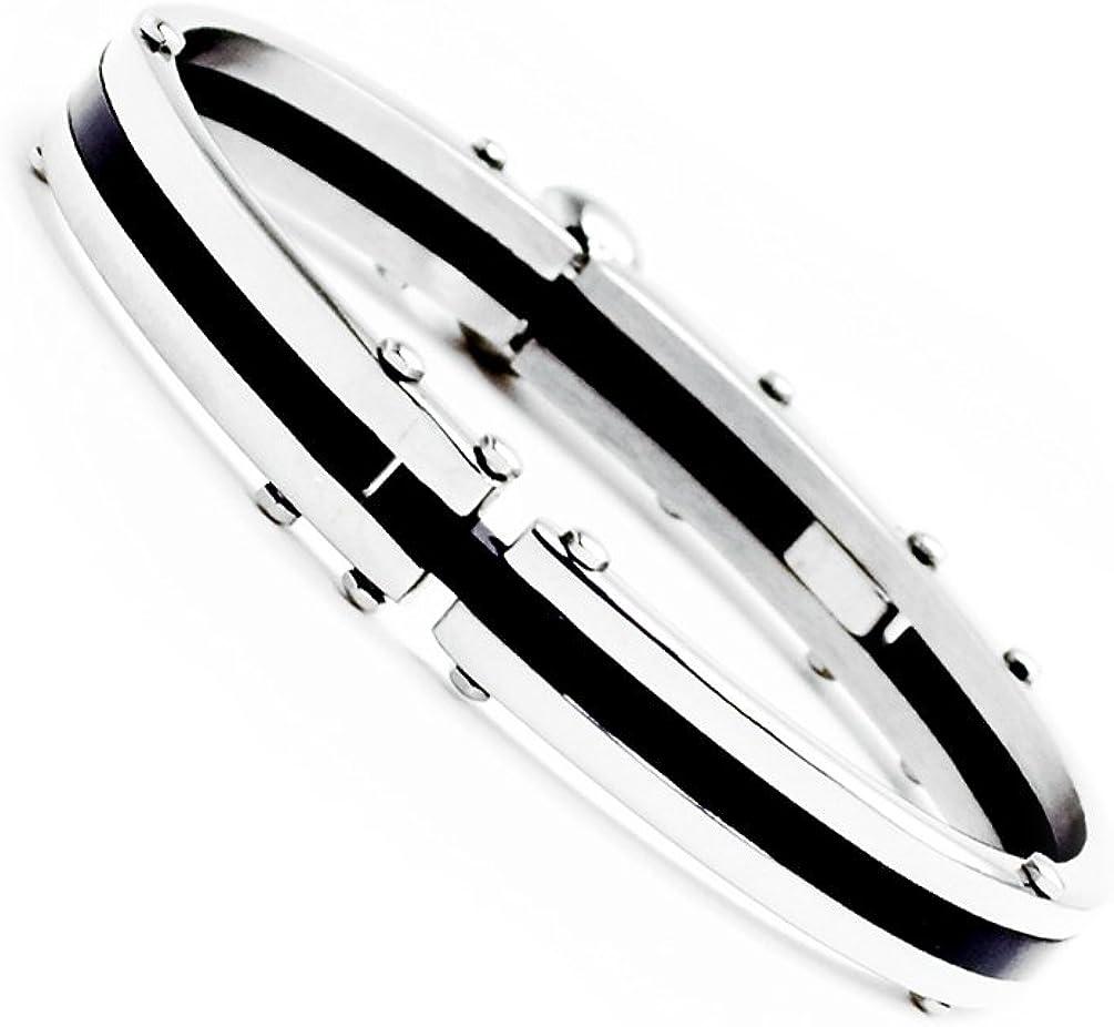 Japan's largest assortment Accents Kingdom Stainless Steel Bracelet 8.5