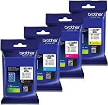 Brother MFC-J5830DW Extra High Yield Ink Cartridge Set