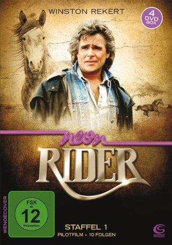Neon Rider - Staffel 1 (4 DVDs)