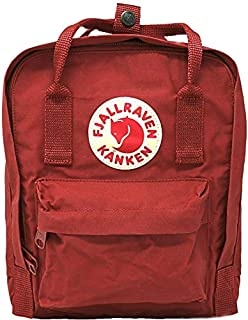 Fjallraven Mini Unisex Fashion Backpack-Red