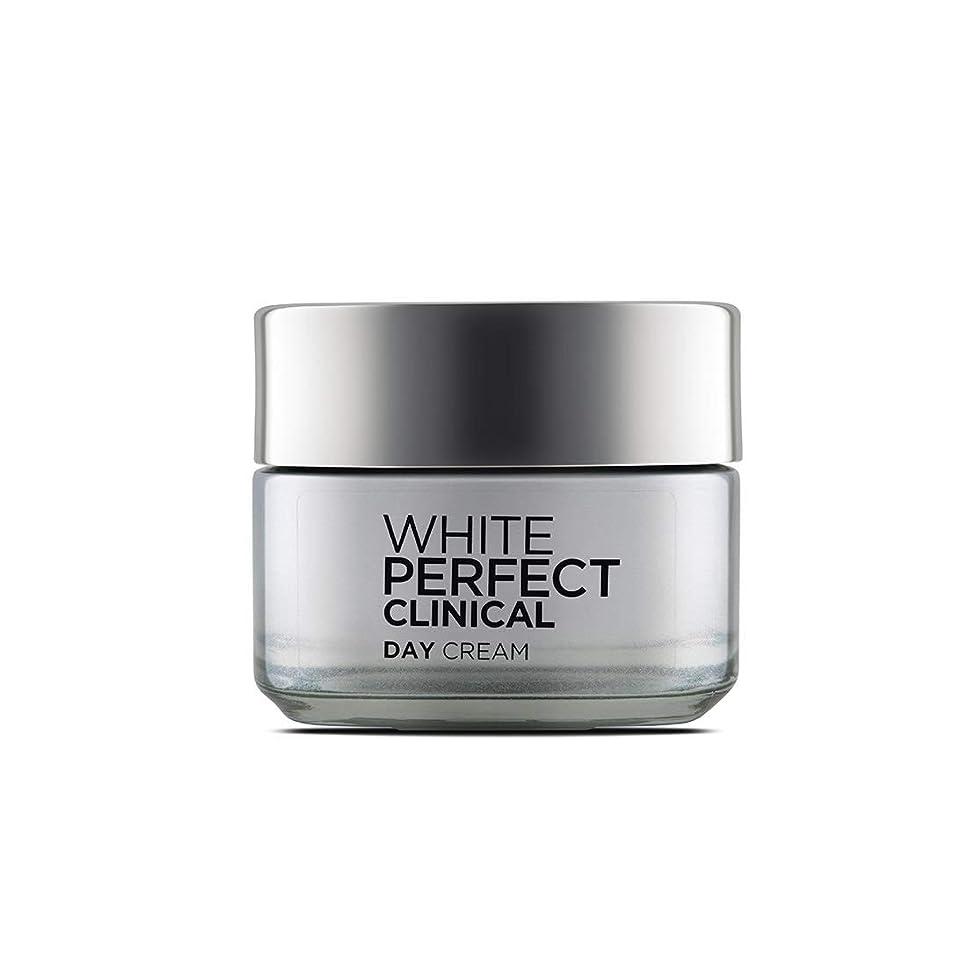 ラフ睡眠ラウズ広がりロレアル White Perfect Clinical Day Cream SPF19 PA+++ 50ml/1.7oz並行輸入品