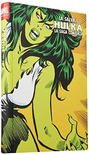 La Savaje Hulka. La Saga Comienza - Marvel Limited Edition