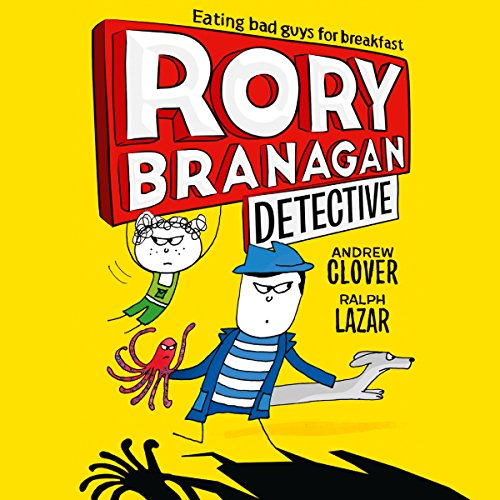 Rory Branagan (Detective) cover art