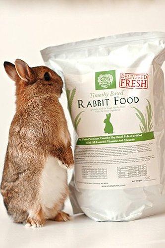 Small Pet Select Rabbit Food Pellets, 5-Pound