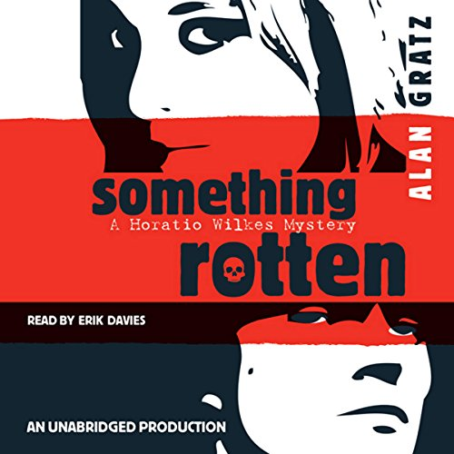 Something Rotten audiobook cover art