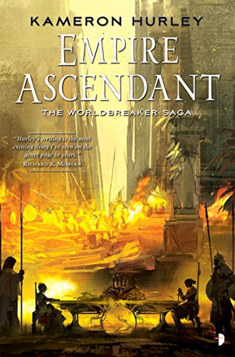 Empire Ascendant (Worldbreaker Saga Book 2) (English Edition)