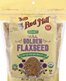 Best Flaxseeds - Bob's Red Mill Organic Raw Whole Golden Flaxseeds Review