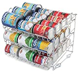 Sagler Chrome Stackable Can...