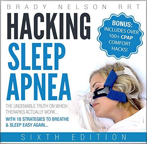 Hacking Sleep Apnea - 6th Edition audiobook cover art