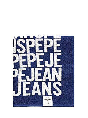 Pepe Jeans Toalla Playa Tomas Azul Hombre y Mujer