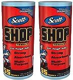 スコット ショップタオル ブルーロール 55カット