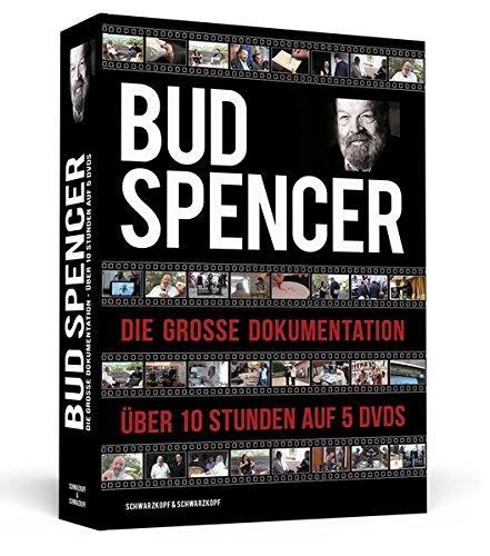 Bud Spencer - Die große Dokumentation [5 DVDs]