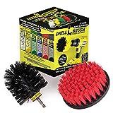 Drill Brush Power Scrubber Combo inalámbrico Taladro eléctrico del depurador