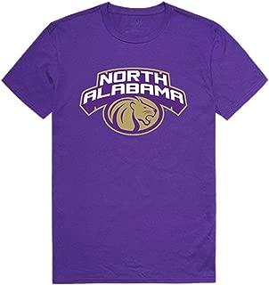 UNA University of North Alabama Lions Freshman Tee T-Shirt Purple