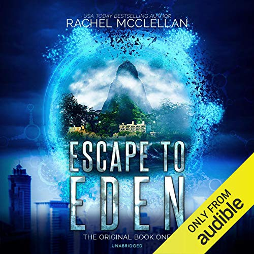 Escape to Eden  By  cover art