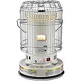 23,800 BTU Portable Kerosene Convection Heater, Indoor Kerosene Space Heaters, for Home Camping (White)