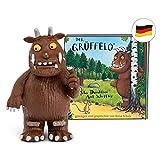 tonies Hörfiguren für Toniebox: Der GRÜFFELO als Hörspiel Figur von Julia Donaldson und Axel Scheffler - ca. 21 Min - ab 4 Jahre - DEUTSCH