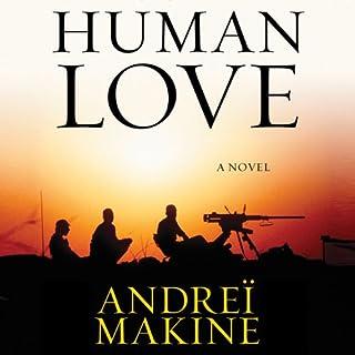 Human Love audiobook cover art