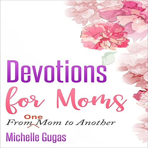 『Devotions for Moms』のカバーアート