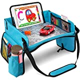 Product Image of the [New Version] Car Seat Organizer Kids Travel Tray for Kids Toddlers Activities...
