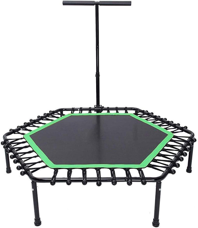 XXHDYR Erwachsene Gym Home Kinder Indoor Elastic Weight Loss Ausrüstung Bungee Jumping Bed Silent Weight Loss rotuction Trampoline