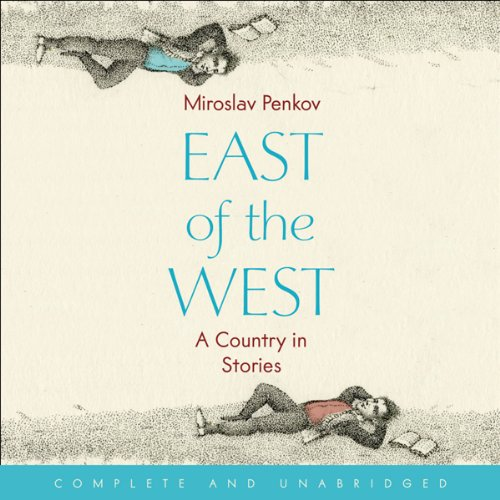 East of the West audiobook cover art